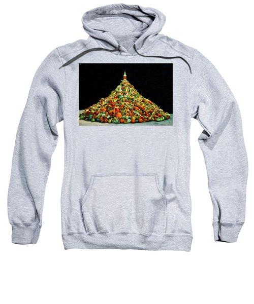 Huge Mountain Of Gourds Sweatshirt
