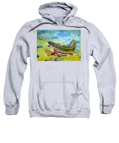 Hungry Trout Sweatshirt