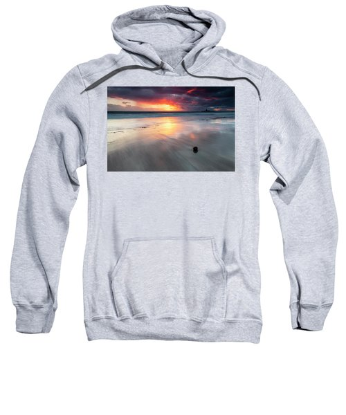 Sweatshirt featuring the photograph Hypnosis by Evgeni Dinev