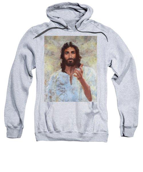 I Am With You Always Sweatshirt