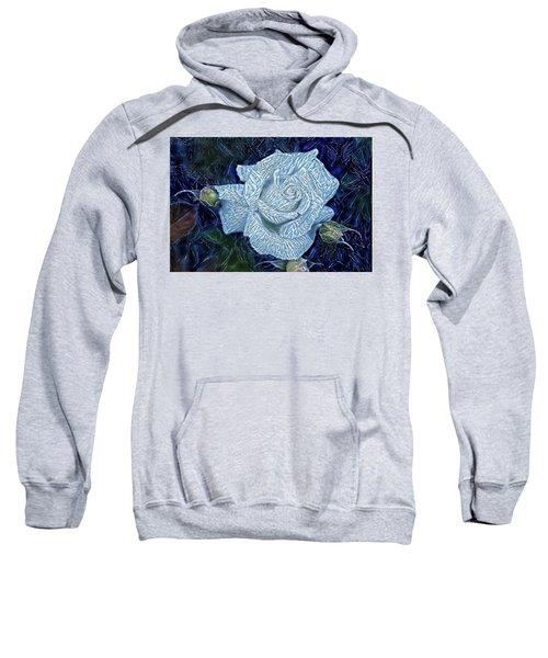 Ice Rose Sweatshirt