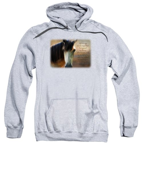 If Horses Could Talk - Verse Sweatshirt