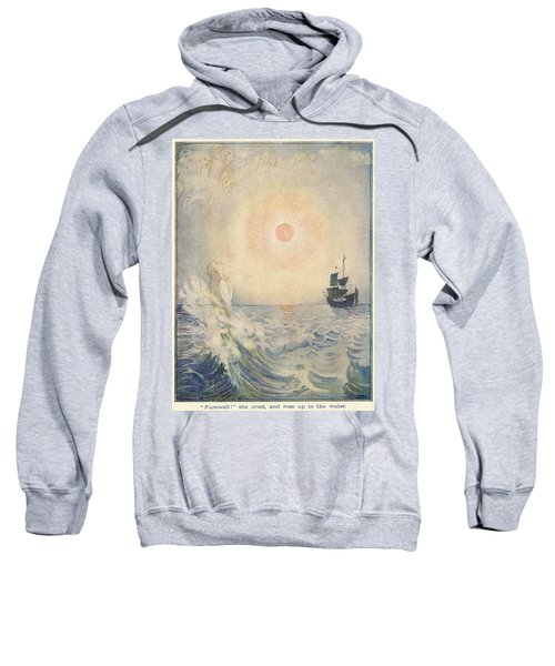 The Little Mermaid, Illustration From  Sweatshirt