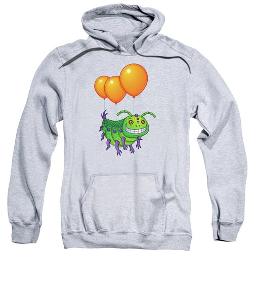 Impatient Caterpillar Sweatshirt