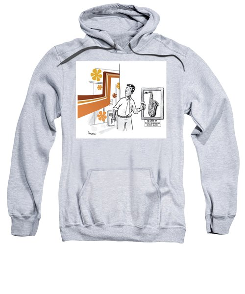 In Case Of Funky Emergency Break Glass Sweatshirt