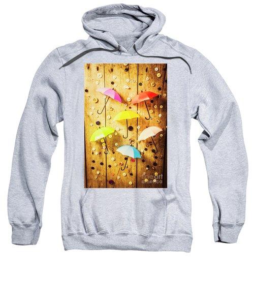 In Rainy Fashion Sweatshirt