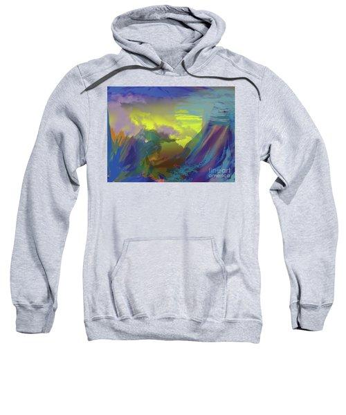 In The Beginning Sweatshirt