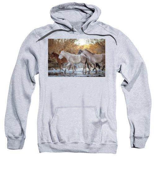 In The River Sweatshirt