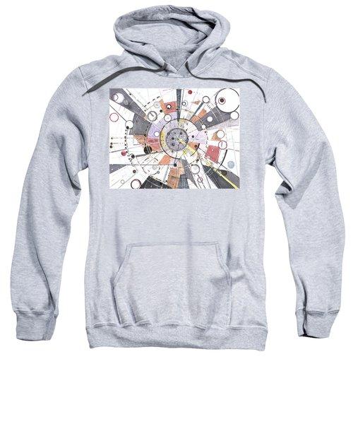 Information Superhighway Sweatshirt