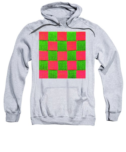 Interlaced Canvas Straps 2 Sweatshirt