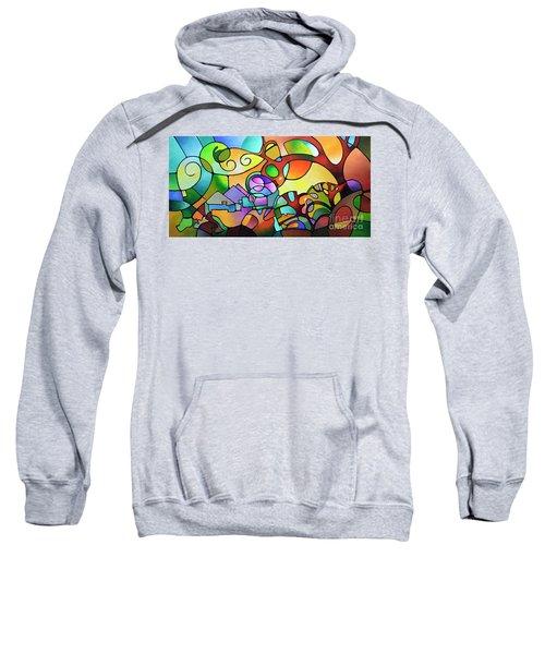 Into The Day Sweatshirt