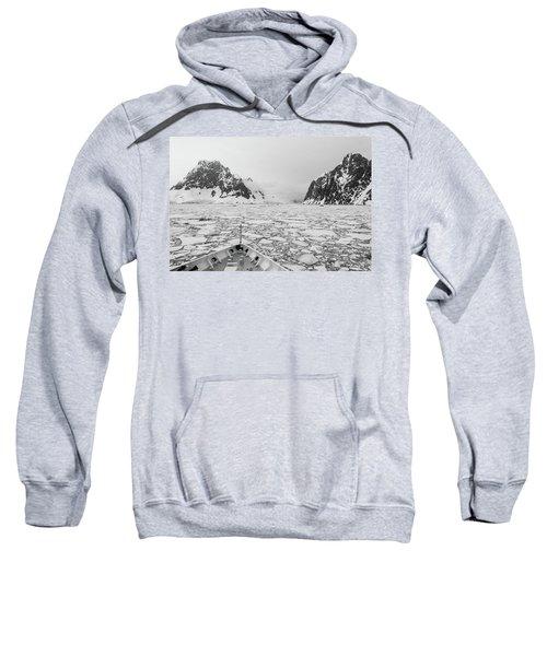 Into The Ice Sweatshirt