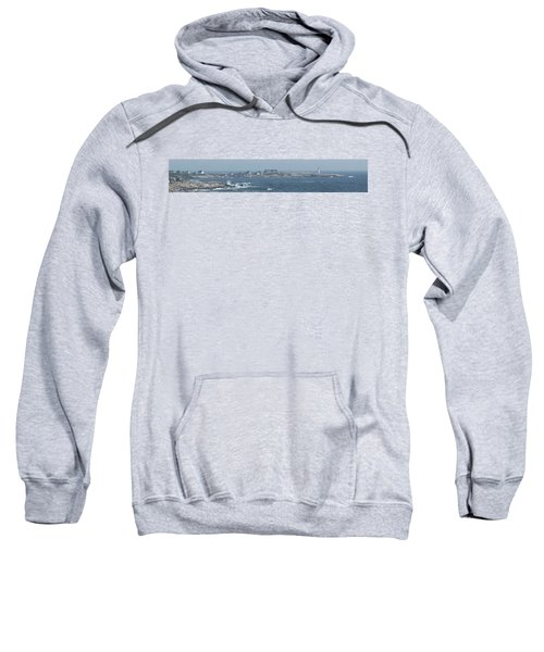 Into The Sea - Peggys Cove Sweatshirt