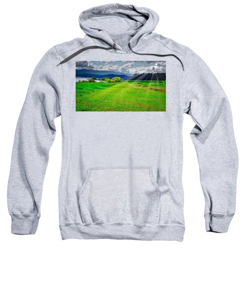 Inviting Airstrip Sweatshirt