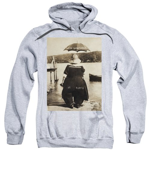 It Floats - Version 1 Sweatshirt