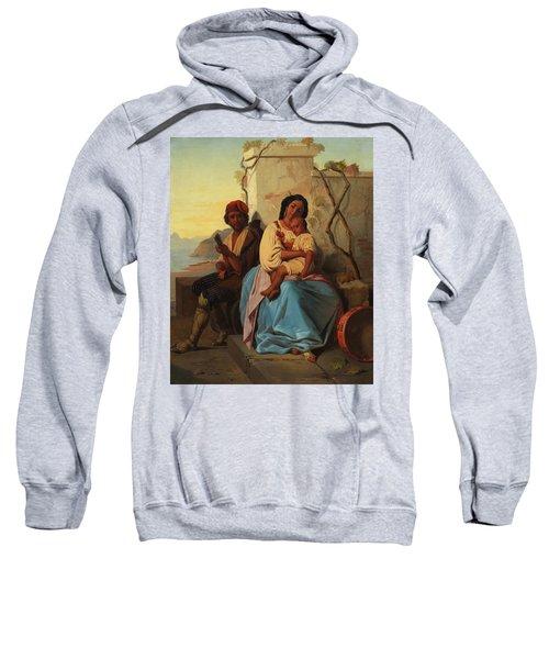 Italian Scene Sweatshirt