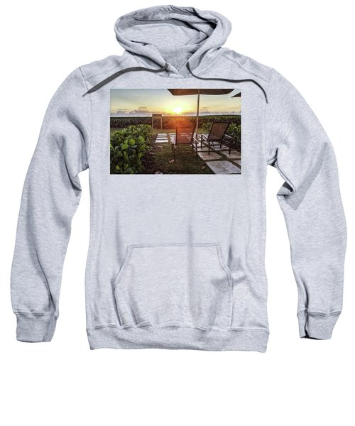 It's Morning Sweatshirt
