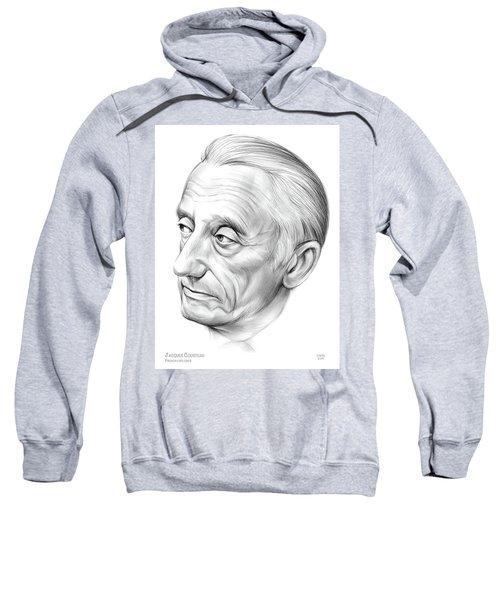Jacques-yves Cousteau Sweatshirt