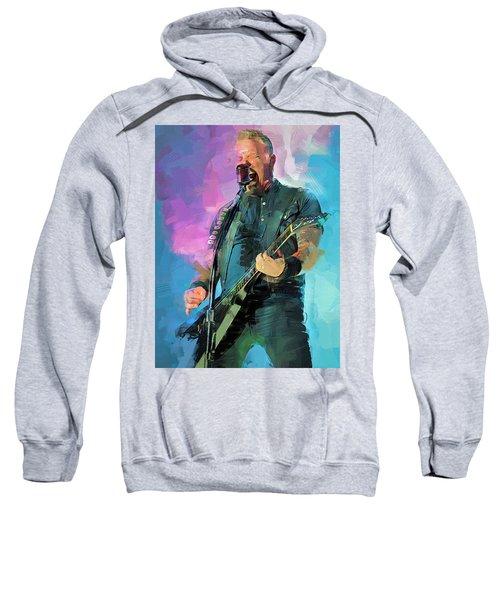 James Hetfield, Metallica Sweatshirt