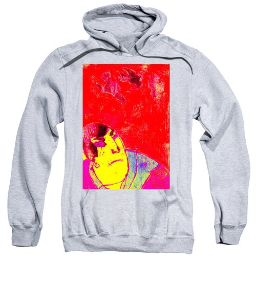 Japanese Pop Art Print 6 Sweatshirt