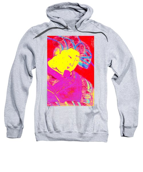 Japanese Pop Art Print 9 Sweatshirt