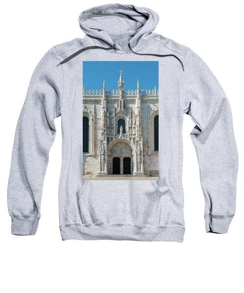 Jeronimos Monastery, Portugal Sweatshirt