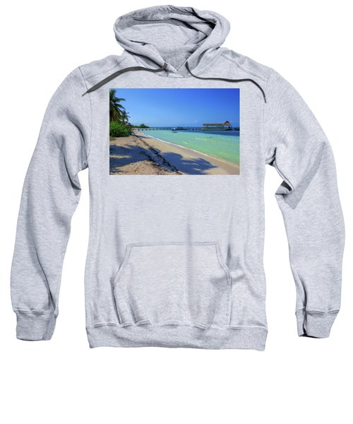 Jetty On Isla Contoy Sweatshirt