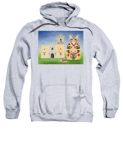 Josephine, Mission San Jose Cat Sweatshirt