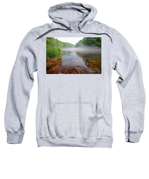 June Morning Mist Sweatshirt