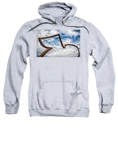 Just Around The Corner Sweatshirt