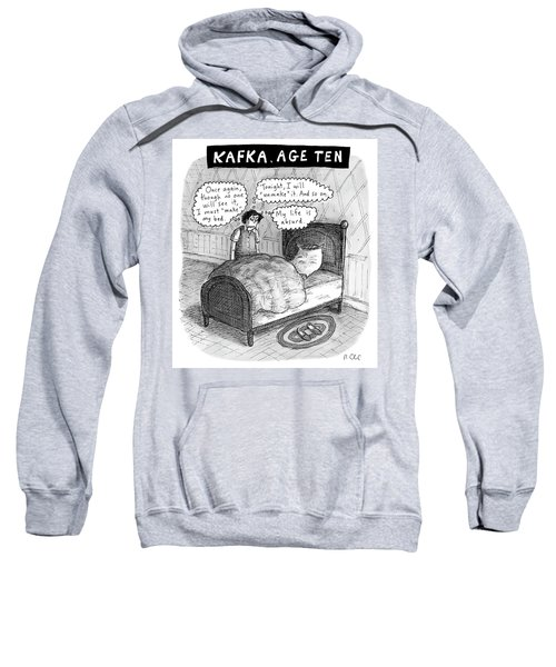 Kafka Age Ten Sweatshirt