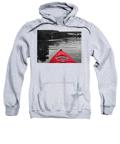 Kayaking The Occoquan Sweatshirt