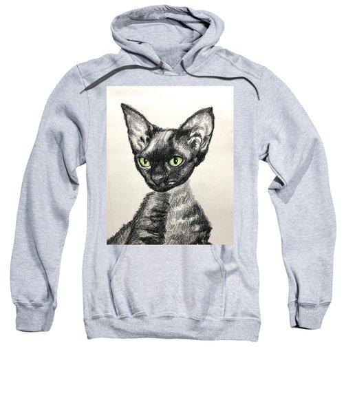 Kc The Cat Sweatshirt