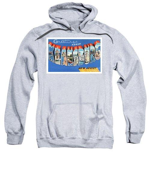 Keansburg Greetings Sweatshirt