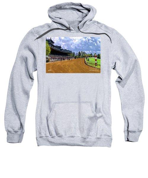 Keeneland The Stretch Sweatshirt