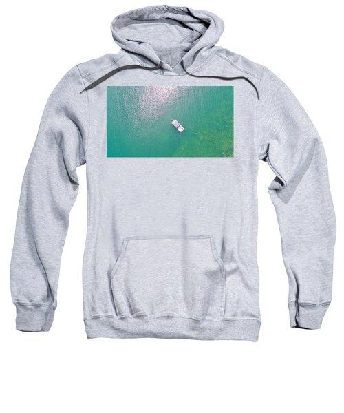 Keuka Lake Boating Sweatshirt