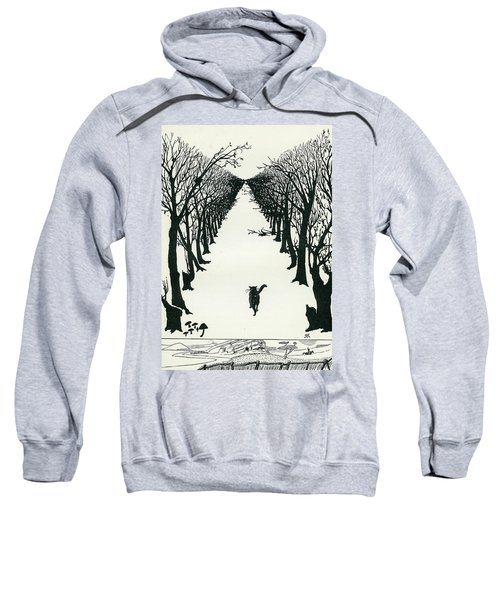 The Cat That Walked By Himself Sweatshirt