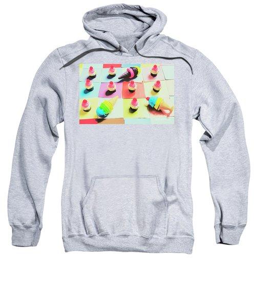 Kitchen Chess Sweatshirt