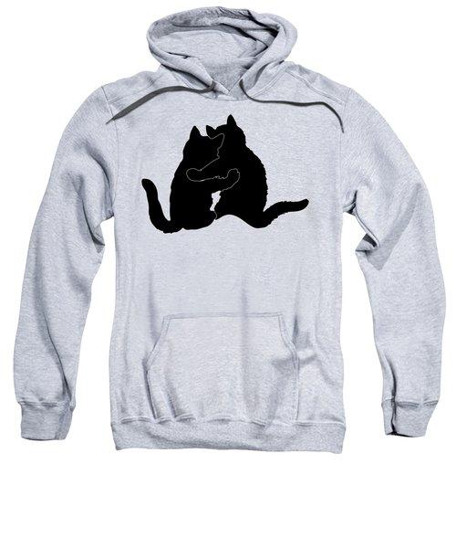 Kitty Hugs Sweatshirt