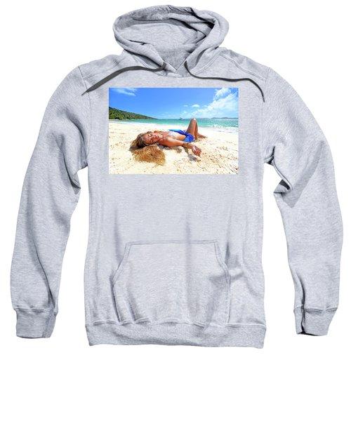 Lady Of The Leewards Sweatshirt