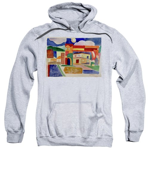 Laguna De Sol Arch Sweatshirt
