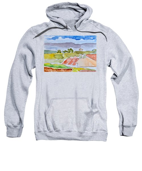 Laguna Del Sol #4 Sweatshirt