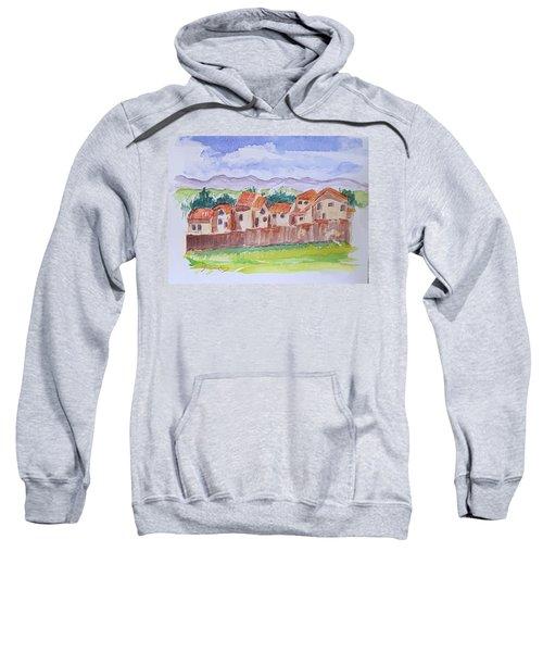 Laguna Del Sol Cuenca Ecuador Sweatshirt