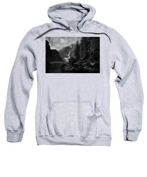Lake In The Dolomites Sweatshirt