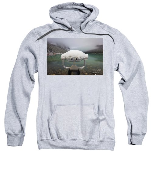 Lake Louise Martian Sweatshirt