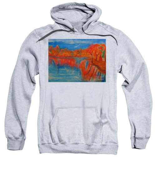 Lake Mirror Sweatshirt