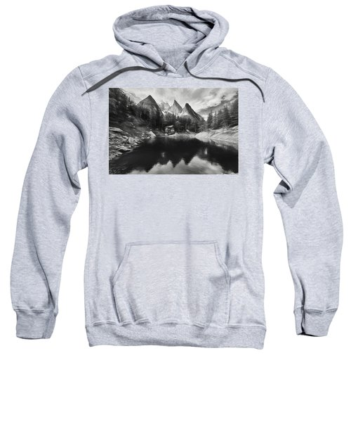 Lake Verde In The Alps IIi Sweatshirt