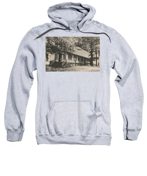 Lake View Hotel On Lake Hopatcong Sweatshirt