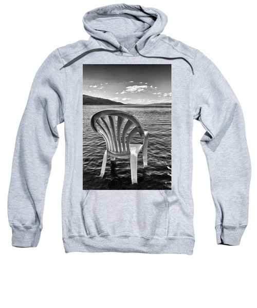 Lakeside Waiting Room Sweatshirt