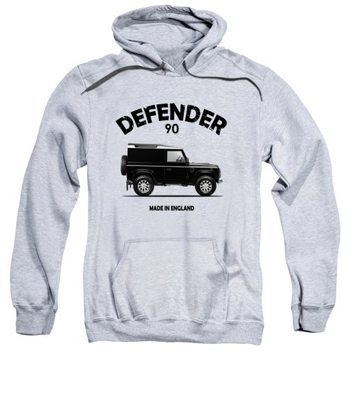 Land Rover Defender 90 Sweatshirt